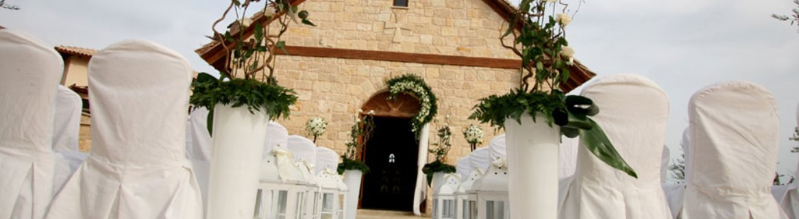 Aphrodite Hills Resort Wedding Ceremony