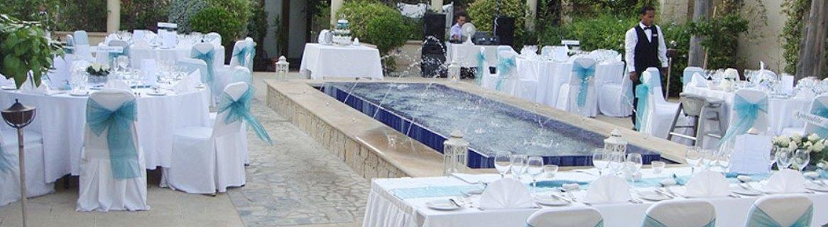 Aphrodite Hills Resort Wedding Reception