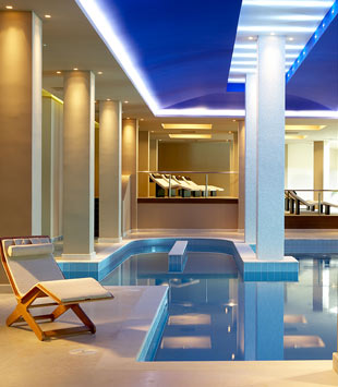 Daios Cove Hotel Indoor Pool