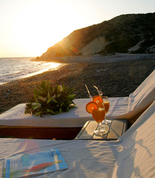 Beach Club at Aphrodite Hills Resort